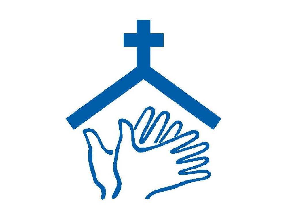 Kuurojen kirkon logo